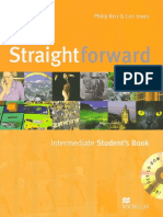 Straightforward Intermediate Student 39 s Book