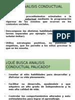 CIRO Analisis Conductual Aplicado