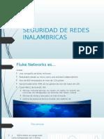 Seguridad de Redes Inalambricas