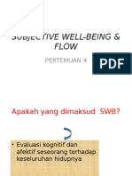 Subjective Well-being Pert 4