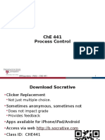 ChE 441 - Process Control Student Notes