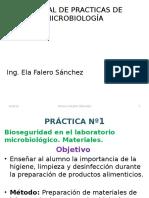 Manual de Practicas de Microbiología