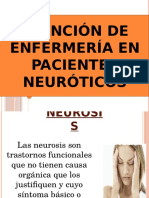 pacientes neuroticos