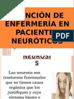 pacientes neuroticos