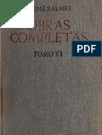 Balmes -Obras Completas Vol 6 B a C.pdf