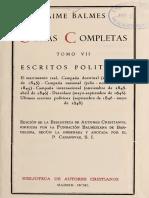 Balmes -Obras Completas Vol 7 B a C.pdf