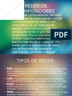 Red de Computadores Cristian Gomez