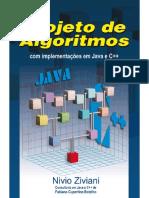 Projeto de Algoritmos com Implementações em Java e C++ - Nivio Ziviani