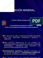 6 .Nutricion Mineral
