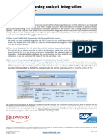 Redwood Sap Fcc Integration