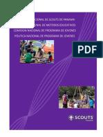 Politica Nacional de Programa Panama OBS MVC