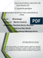 Yacimientos VMS