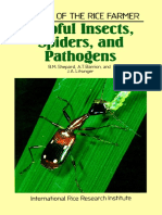 Helpful Insects, Spiders and Pathogens