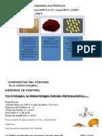 Varied.alotrop y Cptos Del P