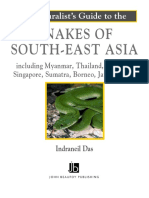 Snakes of South East Asia