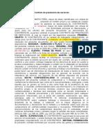 Contrato de Prestacion de Servicios.doc