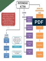 Mapa Conceptual Paternidad Activa