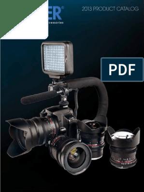 Black Bower ABNEXEOS Body Mount from Sony NEX to Canon EOS