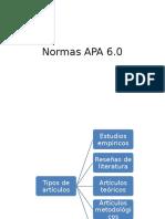 Normas APA 6 Parcial