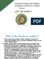 L1 Plate Tectonics