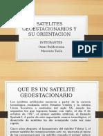Satelires Geoestacionarios y Su Orientacion