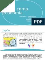 Japón como economía.ppt