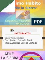 Afile La Sierra