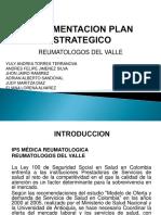Implementacion Plan Estrategico