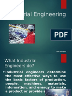 Industrial Engineering Presentation