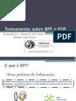 Treinamento Sobre BPF e POP