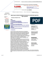 Apunte Para Entender Bastante La Teoría De La Relatividad.pdf