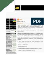 Noticias 3D - Articulo Monta Tu Red II