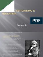 Ateismo Fetichismo e Idolatría