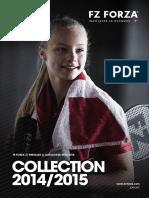 FZ Forza Denmark Catalog 2014-2015