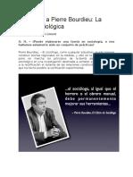 Pierre Bourdieu-La Teoría