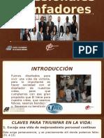 2.  PROFESIONALES TRIUNFADORES