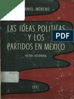 Las Ideas Politicas y Los Partidos en Mexico (1)