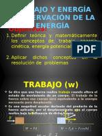 Trabajo y Energía Con PQ