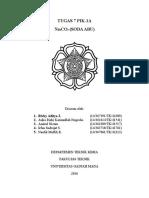 PIK - Soda Abu (Na2CO3)