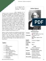 Herbert Spencer - Wikipedia, La Enciclopedia Libre