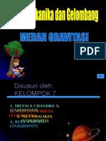MEDAN GRAVITASI