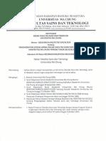 SK Dekan - Satgas Jurnal Online - Adendum