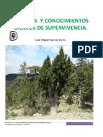 Garcia Zurro Luis Miguel - Tecnicas Y Conocimientos Basicos de Superviviencia