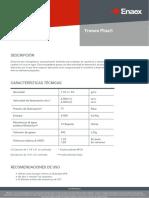 Tronex Plus 915 ficha tecnica