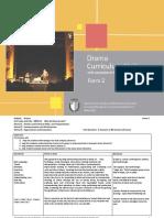Curric f2 Drama Units e