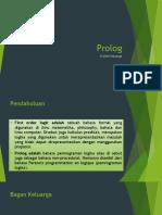 Presentasi Prolog