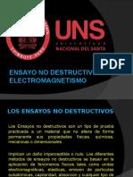 ELECTROMAGNETISMO diapositivas