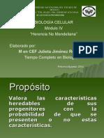 5. Herencia No Mendeliana.ppt