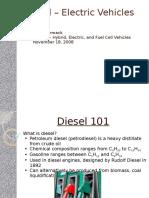 Diesel Electric Vehicles Pres