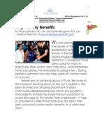 Lingonberry Article PDF